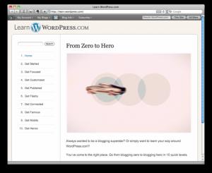 Anleitung für eigene WordPress Website