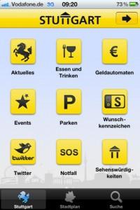 Stuttgart App