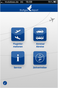 Stuttgart Flughafen App