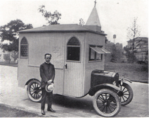 Autokirche 1923