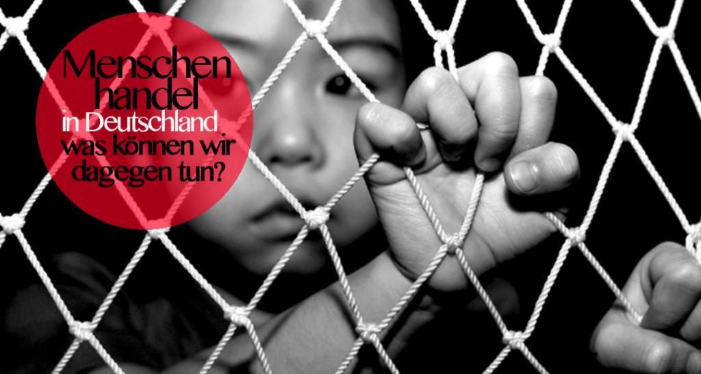 Banner Menschenhandel